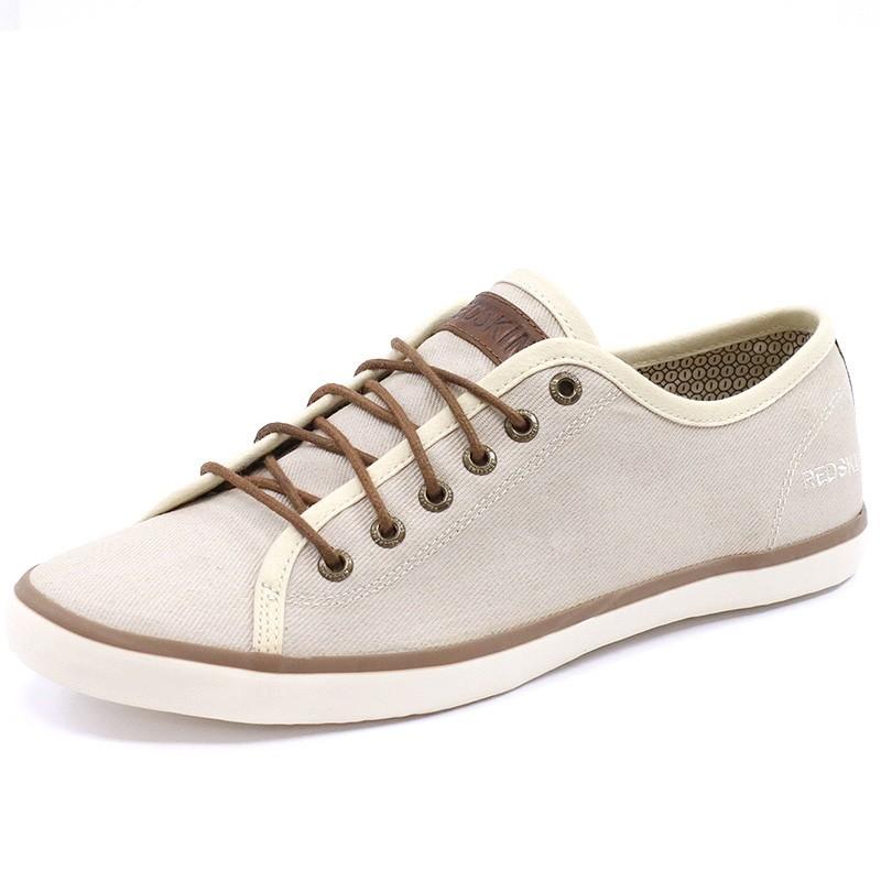 b4ba02e0cc8c1 Chaussures Esmer Beige Homme Redskins - Baskets