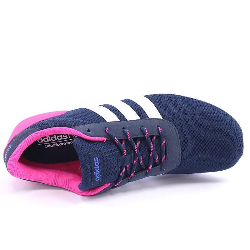 Chaussures Racer Marine AdidasBaskets Lite Femme nOm80vNw