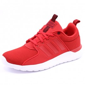 Chaussures Lite Racer Rouge Homme Adidas