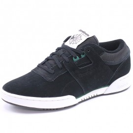 Chaussures Workout Low clean Noir Homme Reebok