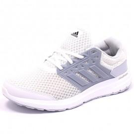 Chaussures Galaxy 3 Blanc Running Homme Adidas