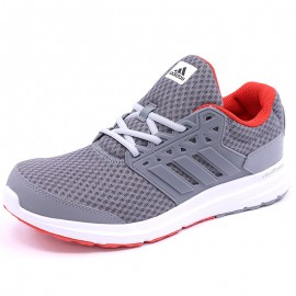 Chaussures Galaxy 3 Gris Running Homme Adidas