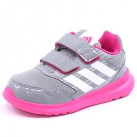Chaussures Altarun Gris Bébé Fille Adidas