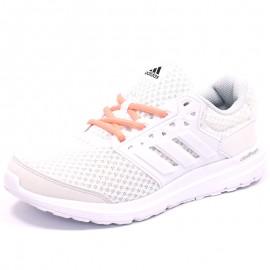 Chaussures Galaxy 3 Running Blanc Femme Adidas
