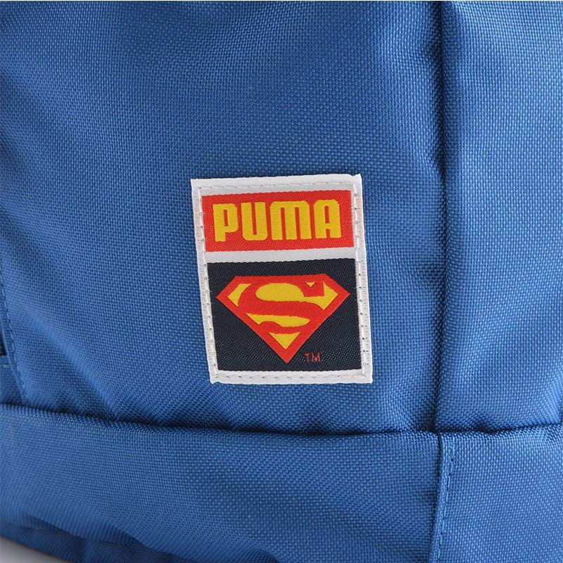 Sac à dos Superman Large Bleu Garçon Puma