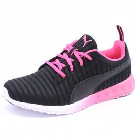 Chaussures Carson Linear Noir Running Femme Puma