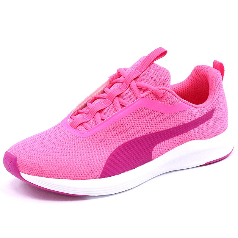 chaussures puma rose femme