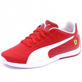 Chaussures EVOSPEED Sl Ferrari Rouge Garçon Puma
