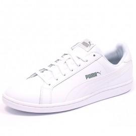Chaussures Smash Blanc Homme Puma