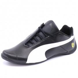 Chaussures Future Cat Scuderia Ferrari Noir Garçon Puma