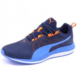 Chaussures Flare 2 Dash Bleu Homme Puma