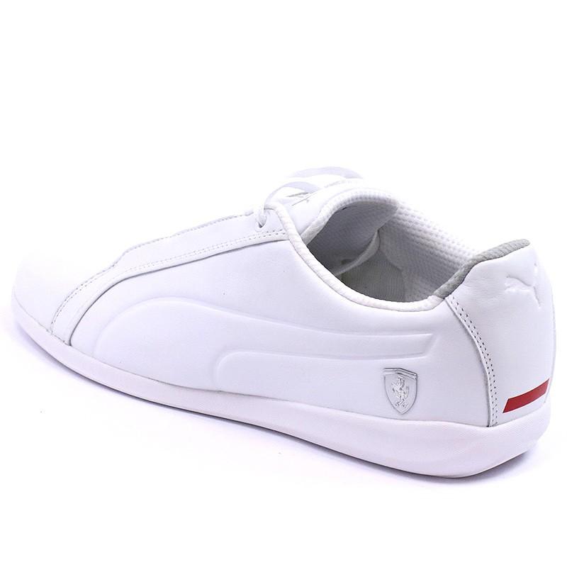 Sycnarpx Chaussures 2 Primo Puma Homme Scuderia Ferrari Blanc w00xqBpOP