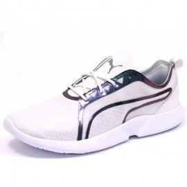 Chaussures Vega Evo Swan Blanc Homme Puma
