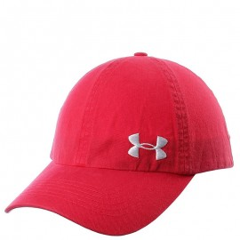 Casquette ajustable Washed Rose Femme Under Armour