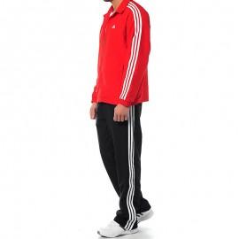 Survêtement TS DASSLER Rouge Entrainement Homme Adidas