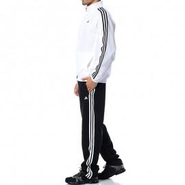 Survêtement ESS 3S Woven Blanc Entrainement Homme Adidas