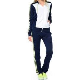 Survêtement New YOUNG KNIT Blanc Femme Adidas