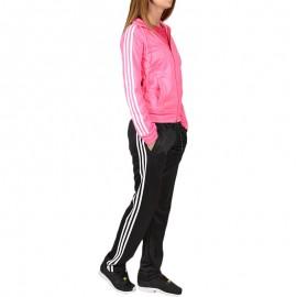 Survêtement Entrainement  Ess 3S Rose Femme Adidas