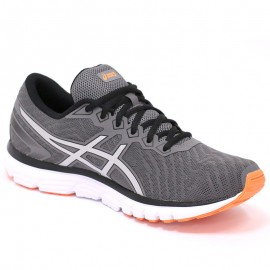 Chaussures Gel Zaraca 5 Gris Running Homme Asics