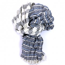 Foulard Savy Ecru Homme Teddy Smith