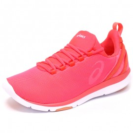 Chaussures Gel Fit Sana 3 Rose Running Fille Asics