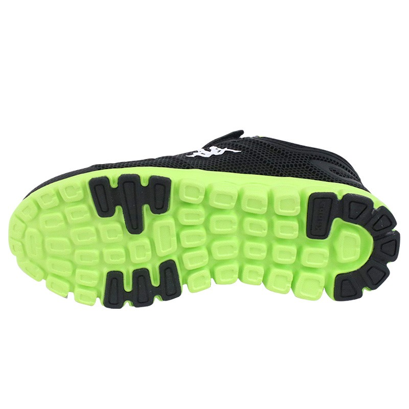 chaussure speeder ev sport noir gar on kappa baskets. Black Bedroom Furniture Sets. Home Design Ideas