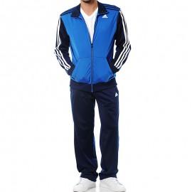 Survêtement TS RIBERO Bleu Entrainement Homme Adidas