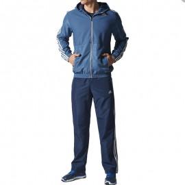 Survêtement TS TRAIN Bleu Entrainement Homme Adidas