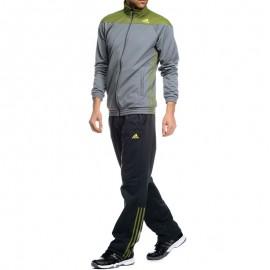 Survêtement TS ICONIC Gris Entrainement Homme Adidas