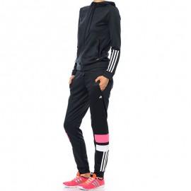 Survêtement Iconic Noir Entrainement Femme  Adidas