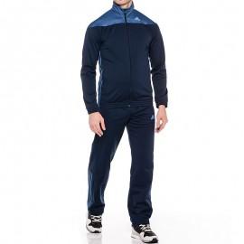 Survêtement TS ICONIC Bleu Entrainement Homme Adidas