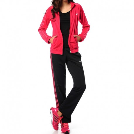 adidas femme survetement rose