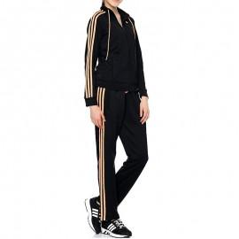Survêtement Ess 3S Entrainement Noir Femme Adidas