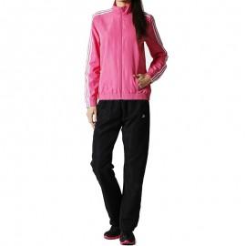 Survêtement 3S Woven Sport Rose Femme Adidas