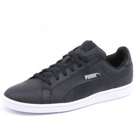 Chaussures Smash Deboss Noir Homme Puma