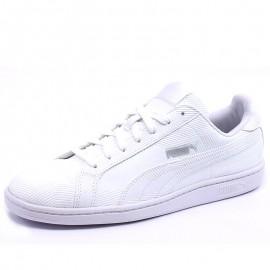 Chaussures Smash Deboss Blanc Homme Puma