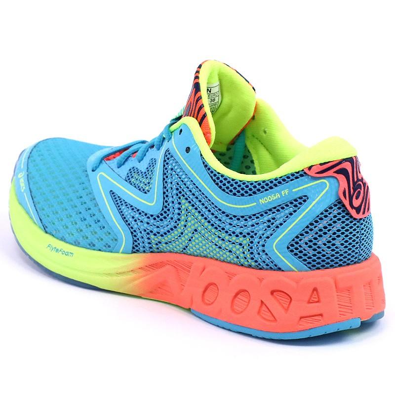 Ff Bleu Noosa Asics Running De Chaussures Femme wRTqE75
