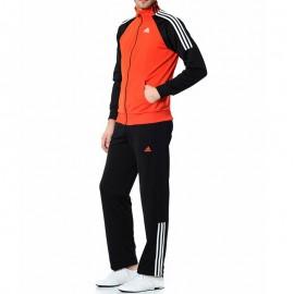 Survêtement TS RIBERIO Rouge Entrainement Homme Adidas