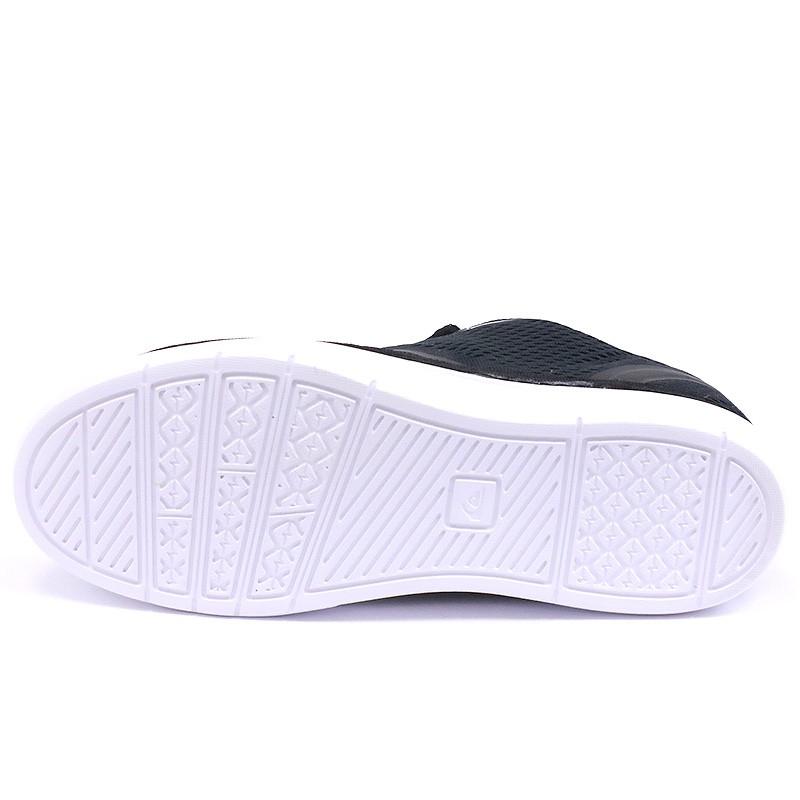 Chaussures Oceanside Noir Homme Quicksilver Baskets