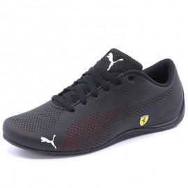 Chaussures Drift Cat Ferrari 5 Ultra Noir Homme Puma