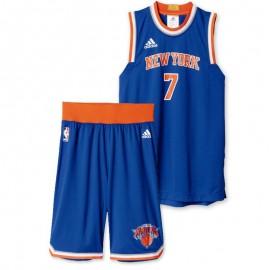 Ensemble Maillot/Short C. Anthony N.Y. Knicks Basketball Garçon Adidas