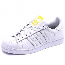 Chaussures Superstar Pharrell Williams Blanc Homme Adidas
