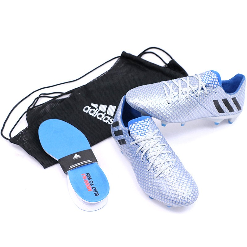 Bleu Chaussures Fg 16 Football Homme 1 Adidas Messi thQxsrdC