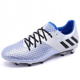 Chaussures Messi 16.2 FG Bleu Football Homme Adidas