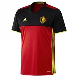 Maillot Belgique Rouge Football Garçon Adidas