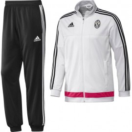 Survêtement Juventus Turin Blanc Football Garçon Adidas