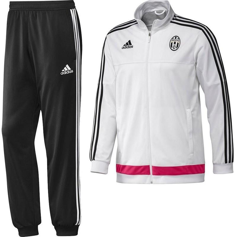 ADIDAS HOMMES FOOTBALL pantalon survêtement Juventus