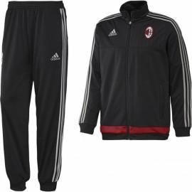 Survêtement Milan AC Noir Football Garçon Adidas