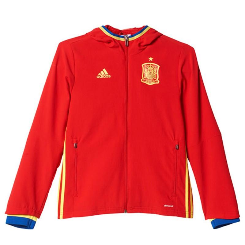 Survêtement Espagne Football Adidas Rouge Garçon nPyN80wmOv