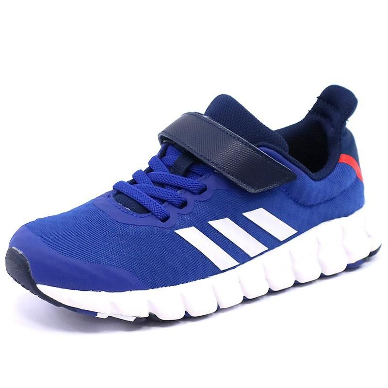 chaussures rapida flex bleu sport gar on adidas. Black Bedroom Furniture Sets. Home Design Ideas